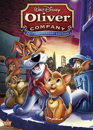 OLIVER & COMPANY:20TH ANNIVERSARY SPE BY LAWRENCE,JOSEPH (DVD)
